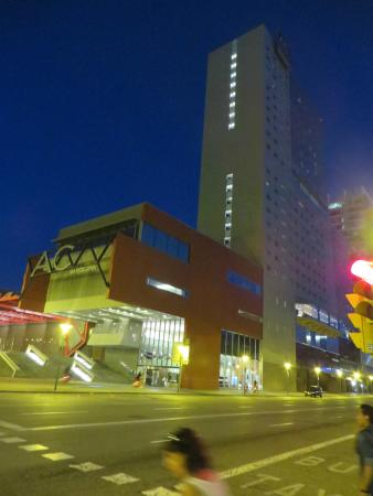 Foto de ac hotel barcelona forum by marriott barcelona for Noche hotel barcelona