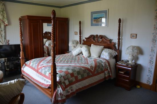 Wychwood House: Our Room
