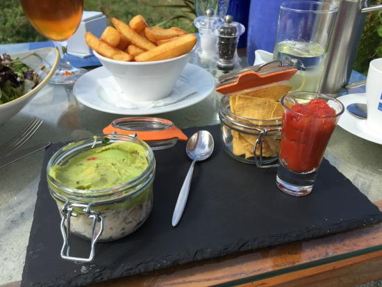 Hell Bay: Potted Crab & Guacamole