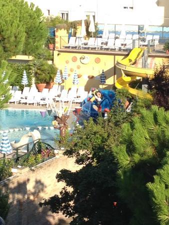 Hotel Azzurra: piscina