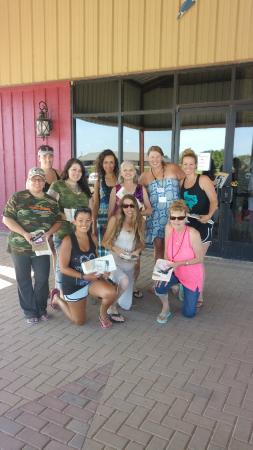Beaumont Ranch: Some of the Camp Cullin mamas...we ALL LOVE the Beaumont