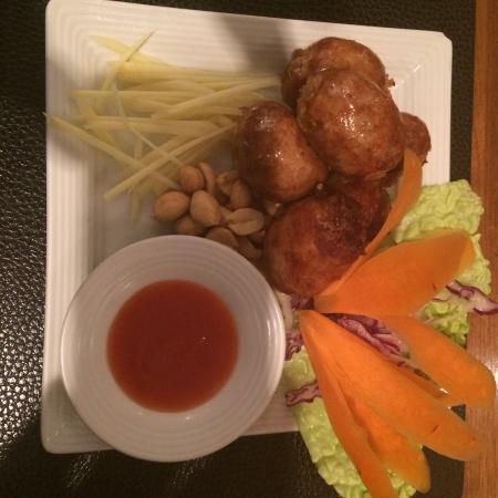 The Thai House: Tasty Starter