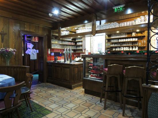 Gasthof zum Jaegerwirt: Café-bar