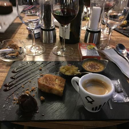 Bodega Chez Gilles: Très bon repas. Equipe adorable. Café gourmand au top. Une très bonne adresse.