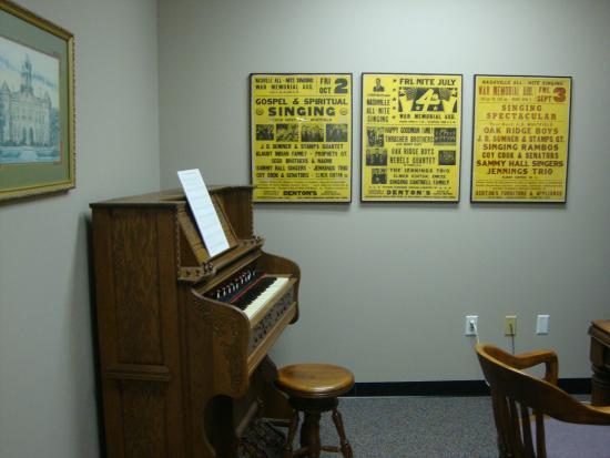 James D. Vaughan Southern Gospel Music Musem