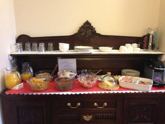 Milltown, Irlandia: Short Cliff House Buffet