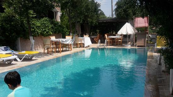 Ipek Boutique Hotel : Pool