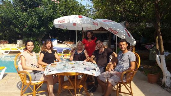 Ipek Boutique Hotel : most friendly hosts