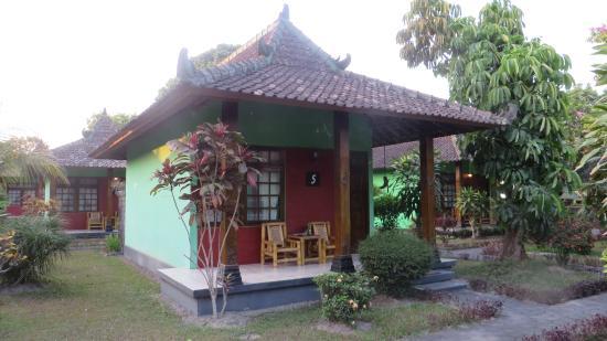 Poeri Devata Resort Hotel : My room