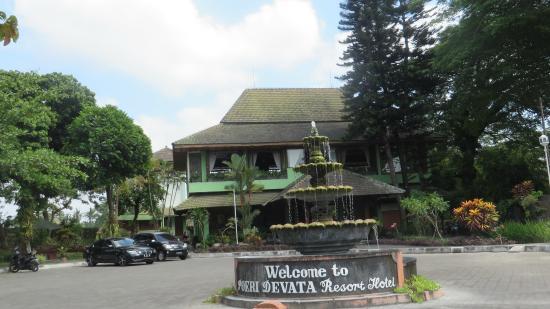 Poeri Devata Resort Hotel : Hotel