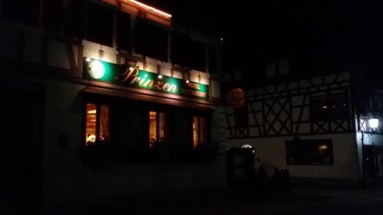 Kappelrodeck, Jerman: Restaurant Zum Prinzen