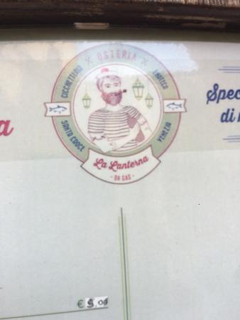 Snak Bar Caffe La Lanterna