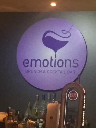 Emotions - Brunch & Cocktail Bar: Emotions