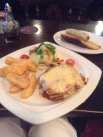 Kilsby, UK: Lovely lasagne