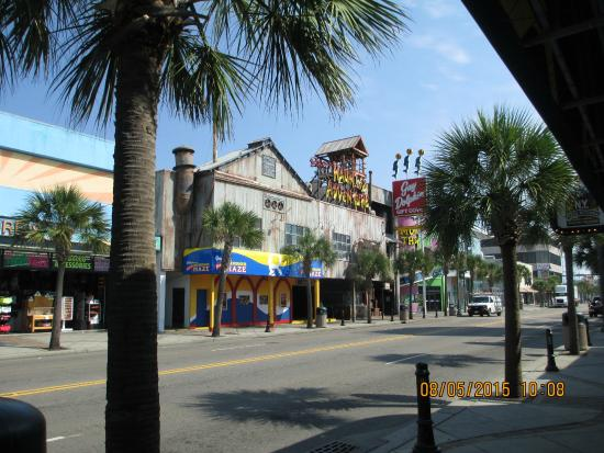 Grand Strand: The Gay Dolphin and Ripley's