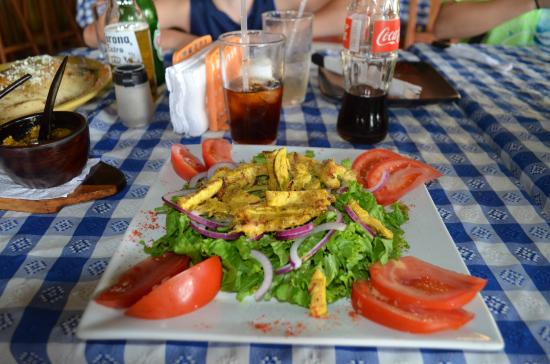 Moya's Place: Curry Chicken Salad