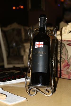 Cafe Fanconi: вкусное вино