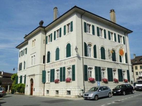 Gimel, Ελβετία: bâtiment