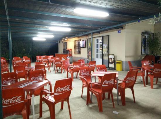 Navalcan, إسبانيا: Bar-Restaurante Piscina Navalcán