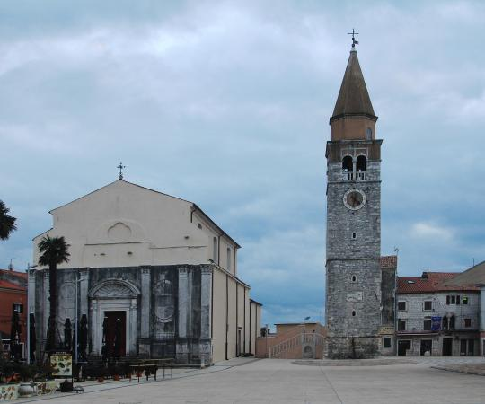 ‪Church of St. Mary and St. Peregrin‬