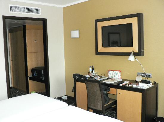 Chambre double lits jumeaux - Photo de SANA Lisboa Hotel, Lisbonne ...