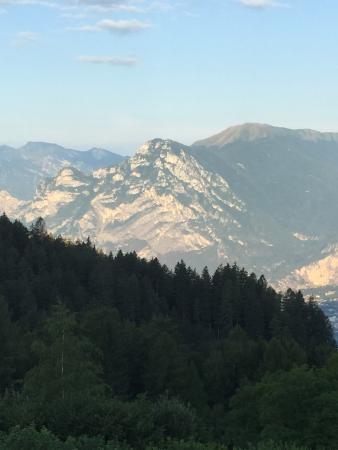 Malga Zanga Lo Chalet Del Velo: The view from my window