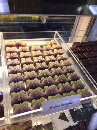 Tschudin Chocolates: Tschudin Chocolate