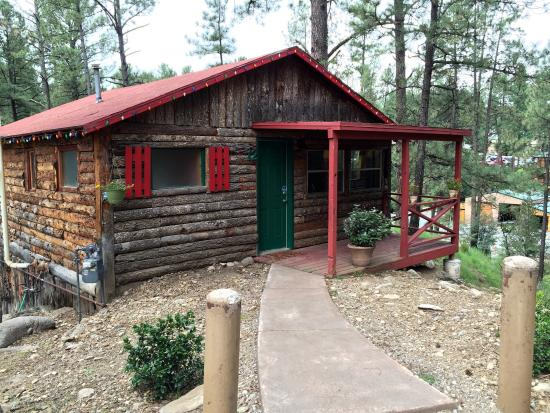 Lovely Sierra Blanca Cabins: Photo0