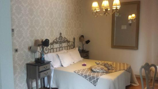 Hotel Real Ribadomar: Habitación doble superior