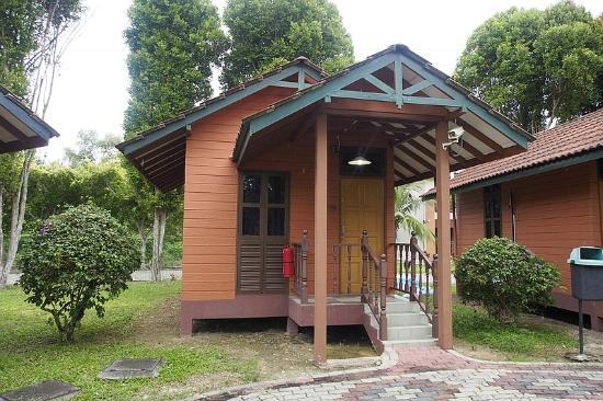 De Palma Hotel Kuala Selangor: 2-bedroom chalet
