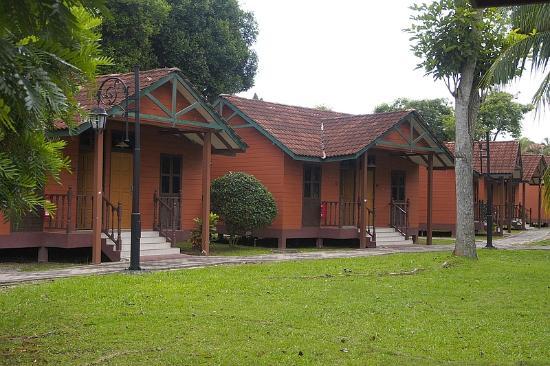 De Palma Hotel Kuala Selangor: Chalets