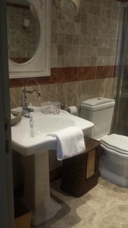 Hotel Real Ribadomar: Baño