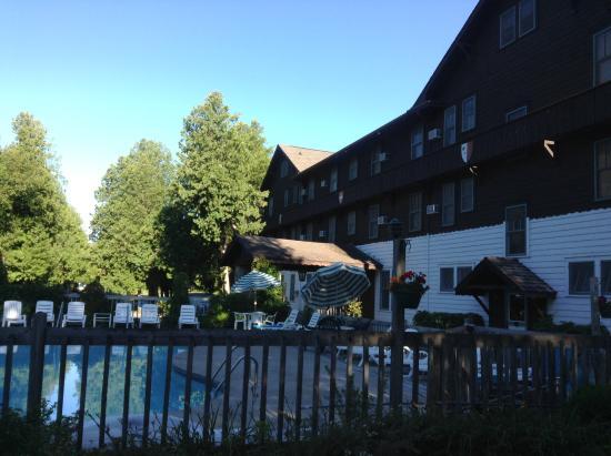 Alpine Resort & Golf: Pool