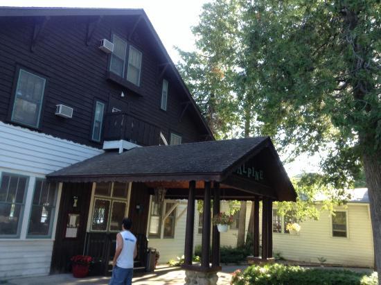 Alpine resort golf egg harbor wi omd men tripadvisor for Hilltop inn fish creek