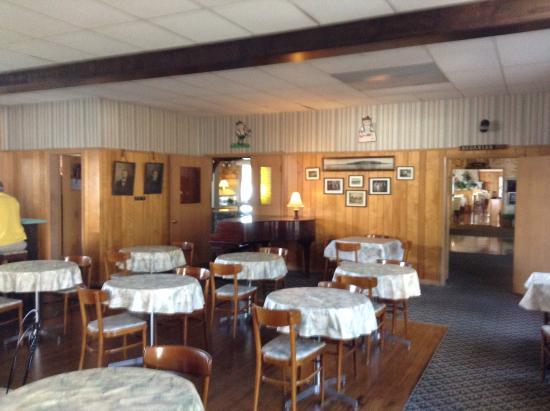 Alpine Resort & Golf: Cafe/bar