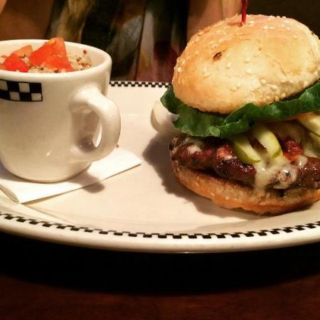 Detroit Urban Deli Burger (Name?)