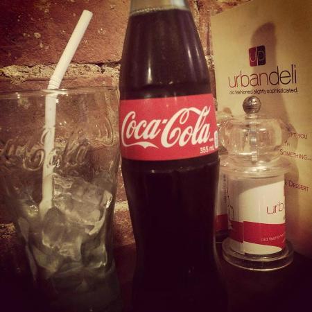 Urban Deli: Refreshing!