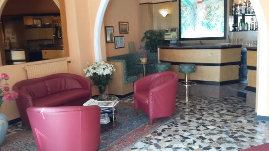 Hotel Calypso: Lobby