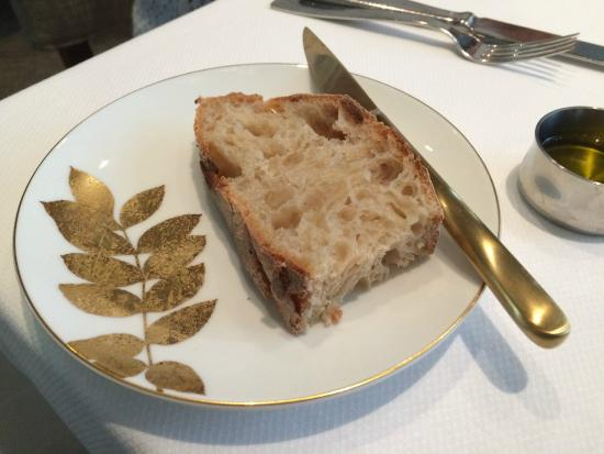 Michael Mina: House ciabatta bread