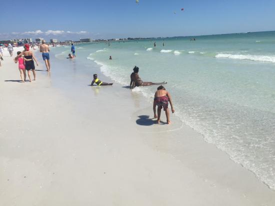Siesta Beach La Playa 2