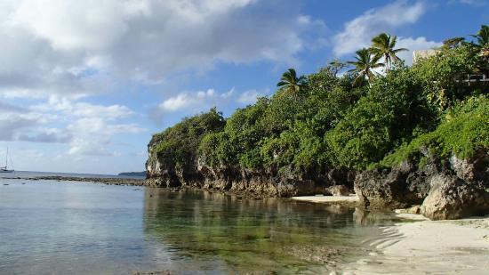 Utuko Beach Niue 2014