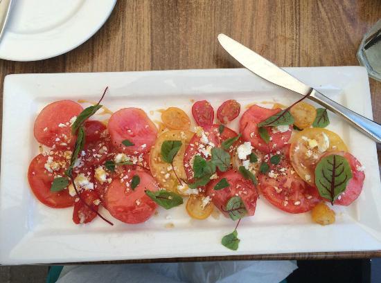 Urban Pantry: Tomato and Watermelon Salad