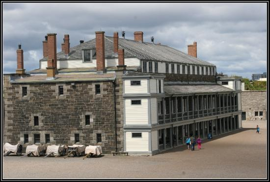 This building houses the gift shop food and amazing museums halifax citadel national historic site of canada this building houses the gift shop food negle Choice Image