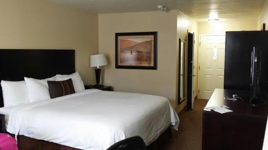 BEST WESTERN PLUS CottonTree Inn: Camera 122