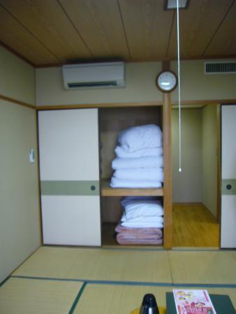 Kyukamura Nanki Katsuura: 室内