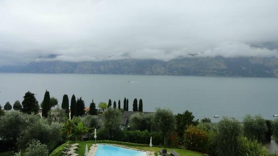 Hotel Internazionale: Still pretty when grey.