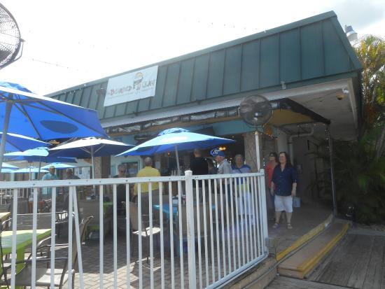 Waterfront Restaurant Tiki Bar Sarasota