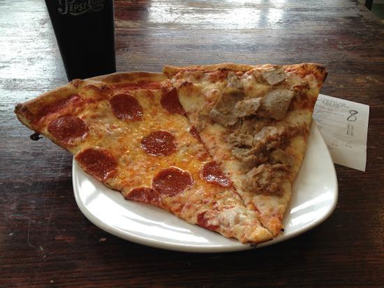 slice of ny pizza ローリー の口コミ52件 トリップアドバイザー