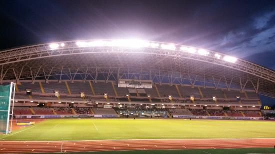 Estadio Nacional: Una obra de arte de la arquitectura