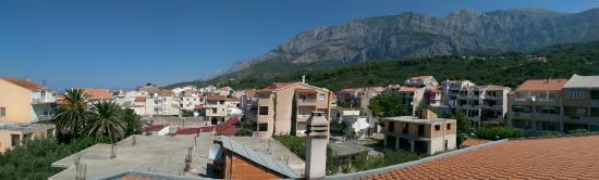 Villa Anka: View from Balcony